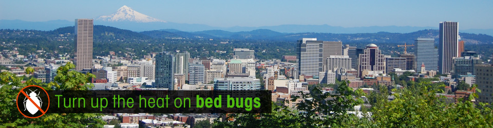 Eliminate bed bugs - Oregon