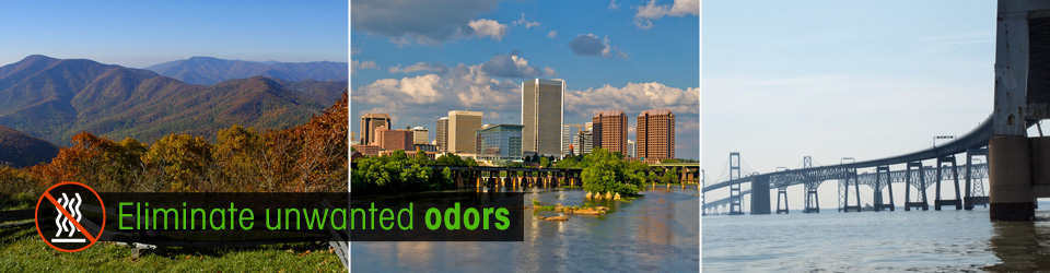 Odor removal - Virginia