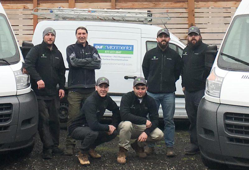 Pure Environmental Team